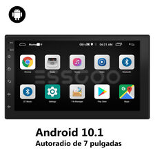 "7"" Android Autoradio Radio de Coche 2 DIN Bluetooth NAVI GPS MP5 WiFi Quad Core"
