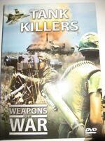 WEAPONS OF WAR BOOK &  DVD SERIES 43 TANK KILLERS