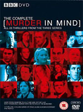 DVD:MURDER IN MIND - COMPLETE - NEW Region 2 UK