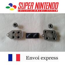 Kit Contact caoutchouc conducteur pad SNES neuf Boutons Manette touches Super