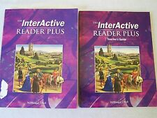McDougal Grade 12 The InterActive Reader Plus Student Workbook + Teacher's Guide