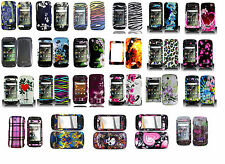 Hard Faceplate Cover Case for Samsung Sidekick 4G T839 SGH-T839 Phone