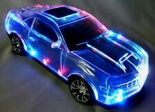 Sportwagen Radio Musik Box USB MP 3 SD Bluetooth mit  LED Beleuchtung