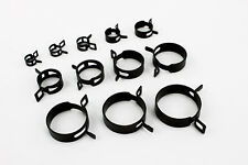 Self Clamping Spring Hose Clips Carbon Steel Clamps Sealing Radiator Heater OEM