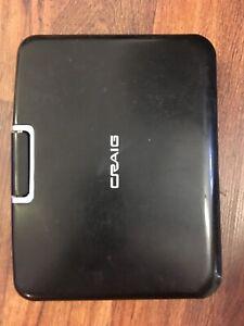 Craig CTV1703 7-Inch Combo Swivel LCD TV w/ DVD Player USB/SD