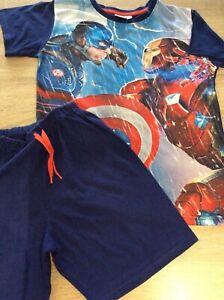 Marvel boys pajama