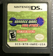 Advance Wars DUAL STRIKE - Nintendo DS - DEMO VERSION - NFR