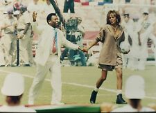 "Whitney Houston & Pele in ""The World Cup Footbal