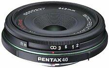 PENTAX Limited Lenses Pankekirenzu Standard Monofocal Lens Da40mm