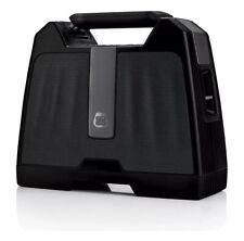 G-Project G-650 G-BOOM Portable Wireless Bluetooth Boombox Speaker Black