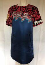 NWT Auth Marc By Marc Jacobs Skipper Blue Multicolor Mini Dress SZ S $1K+