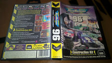 ## Micro Machines Turbo Tournament 96 - SEGA Mega Drive / MD Spiel - TOP ##