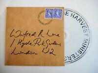 THE HARVEST MINISTERS : STRANGE LOVE LETTER [ CD ALBUM PROMO PORT GRATUIT ]