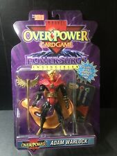 Toy Biz Marvel Overpower Card Game Adam Warlock MOC
