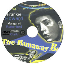 The Runaway Bus - Margaret Rutherford, Frankie Howerd, Petula Clark - 1954