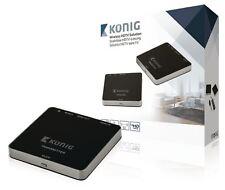 Konig 5 GHz Wireless HDMI Transmitter 1080p / 3D to Range 30 m KN-WLHDMI10
