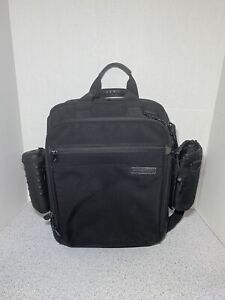 Briggs & Riley Travelware Laptop Briefcase Travel  Bag w/Insert/holders *READ*