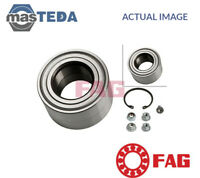 FAG FRONT WHEEL BEARING KIT SET 713 6103 10 G NEW OE REPLACEMENT
