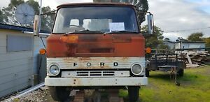 Early Ford Truck   Prime Mover
