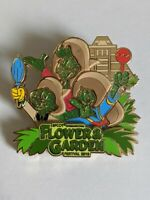 Three Caballeros Topiary 2018 Flower And Garden Festival WDW LE Disney Pin