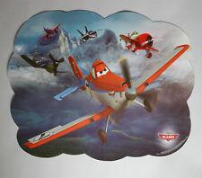1 Tischset Planes Flugzeug Disney Platzset Malunterlage