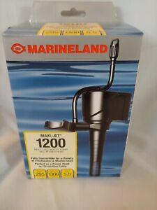 Marineland Maxi-Jet Pro 1200 Water Pump - Fresh Water Multi Use Circulation Pump
