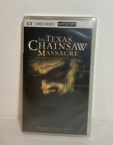 The Texas Chainsaw Massacre UMD For PSP New Sealed