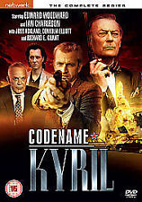 Codename Kyril - complete series - DVD Edward Woodward & Richard E Grant