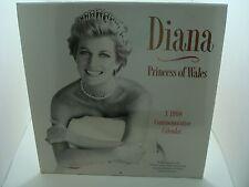 PRINCESS DIANA 1998 COMMEMORATIVE CALENDAR