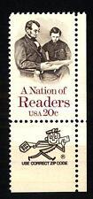USA - STATI UNITI - 1984 - Campagna in favore della lettura