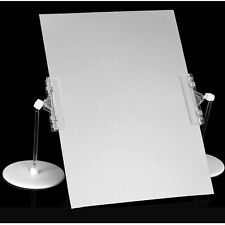 Mini 360° Paper Card Reflector Clip Diffuser Cardboard Cardstock Stand Holder