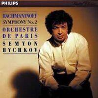 SEMYON BYCHKOV-RACHMANINOFF: SYMPHONY NO.2-JAPAN SHM-CD C94