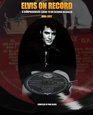 Elvis On Record - A Comprehensive Guide To UK Record Releases - New & Sealed