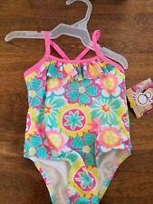 Swimsuit Swimwear Bathing Suit Baby Girl 3/6 Month 1 PC OP NWT