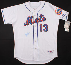 Billy Wagner Signed New York Mets Jersey (Steiner COA) 7xAll Star Relief Pitcher