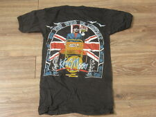 "VTG NOS ""PAKISTAN"" 1980 KEITH MOON TRIBUTE THE WHO Tour/Concert T-Shirt-SMALL"