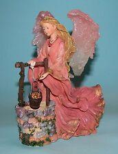"Boyds Bears Charming Angel ""Julianna.Guardian of Wishes"" #28225 Nib 2002 well"