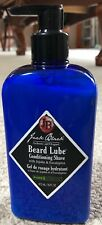 Jack Black Beard Lube Conditioning Shave 16oz New Sealed
