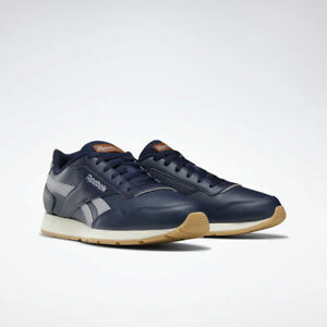 Reebok Royal Glide Classics trainers Navy leather DV8783