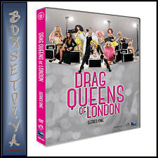 DRAG QUEENS OF LONDON - COMPLETE SERIES 1  **BRAND NEW DVD **