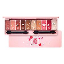 [ETUDE HOUSE] Play Color Eyes #Cherry Blossom 0.8g * 10 color / Silky texture
