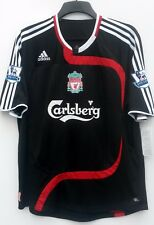 Liverpool 3rd shirt 2007 2008 Away Short Sleeve Large BNWT 6 Riise