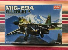 Academy 1/48 MIG-29A FULCRUM A  Aircraft Plastic model kit