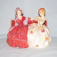 Royal Doulton figurine The Gossips HN2025 SCARCE Old Made in UK