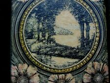 ANTIQUE HAND MADE ENGRAVING ART PICTURE FRAMED SIGNED LIMITED VICTORIAN RARE OLD