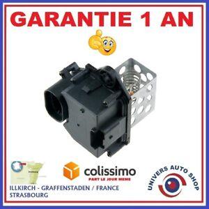 Resistance Ventilateur Regulateur Pour CITROEN C4, PARTNER =  1308AN, 9649247680