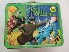 Green Hornet Lunch box 1967 Lunchbox vintage bruce lee