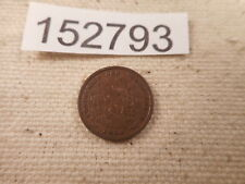 1934 Netherlands 1/2 Cent - Very Nice Collector Grade Album Coin - # 152793