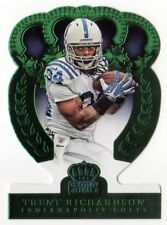 2014 Crown Royale #51 Trent Richardson Indianapolis Colts Green 3/5