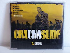 CD 5 titres + video DJ CASPER Cha cha slide CDGLOBE329